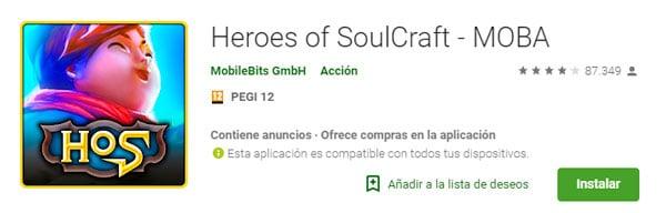 descargar Heroes of SoulCraft