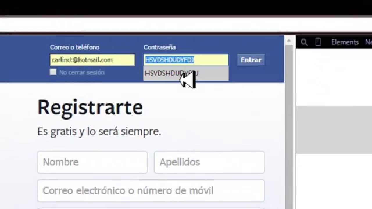 Cómo hackear facebook otra persona