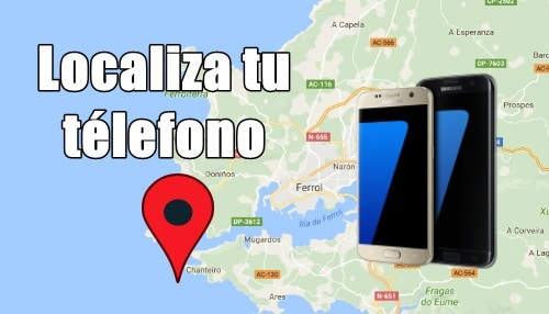 Cómo localizar tu móvil