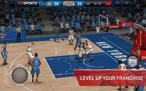 ¿Cómo ver a la NBA en el móvil?