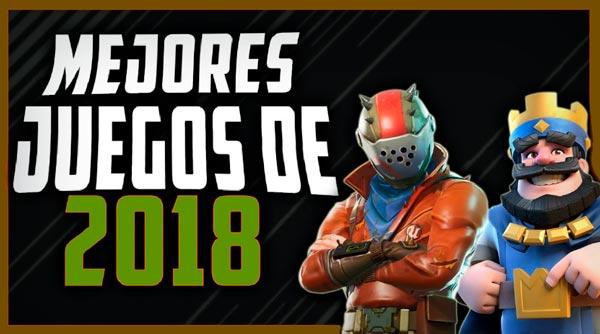 mejores juegos de 2018