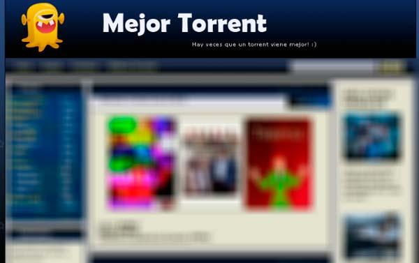 Buscar libros en MejorTorrent
