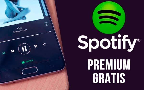 Cómo conseguir Spotify premium