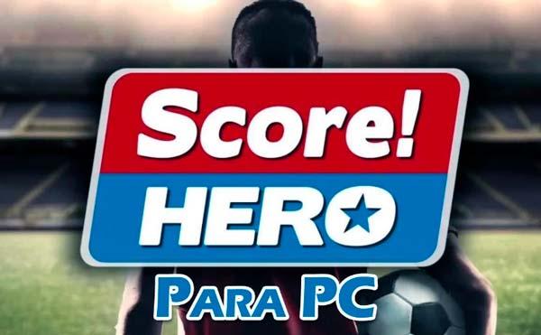 Cómo descargar y jugar Score Hero en pc