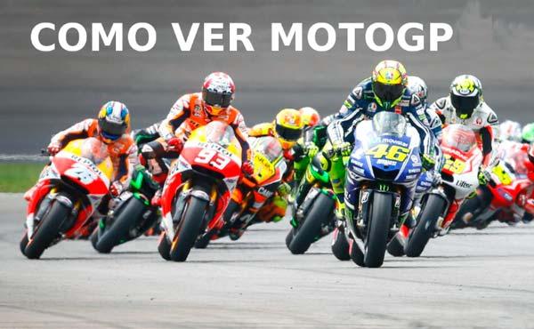 Cómo ver MotoGP online