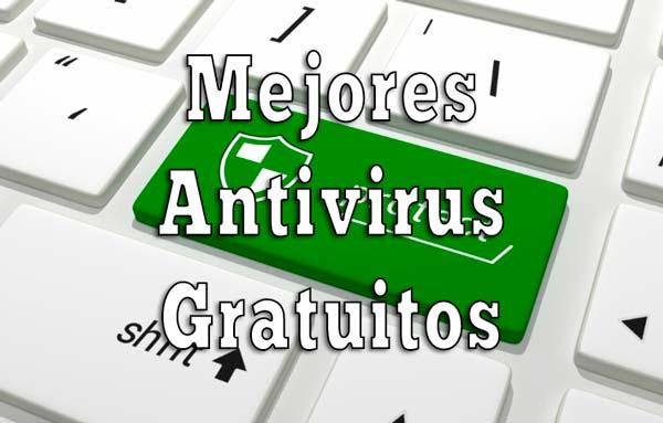Mejores antivirus gratuitos