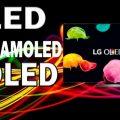 OLED vs AMOLED