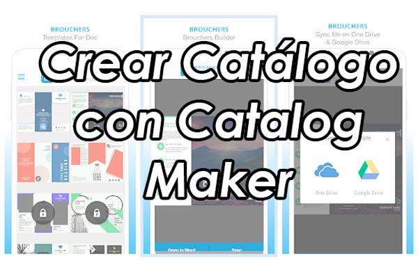 catalog maker
