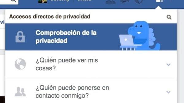 Saltarse la Privacidad en Facebook