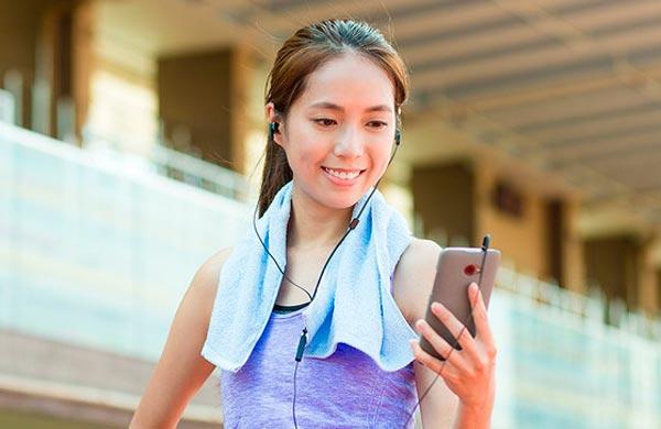 Android puede ayudarte a mantenerte saludable