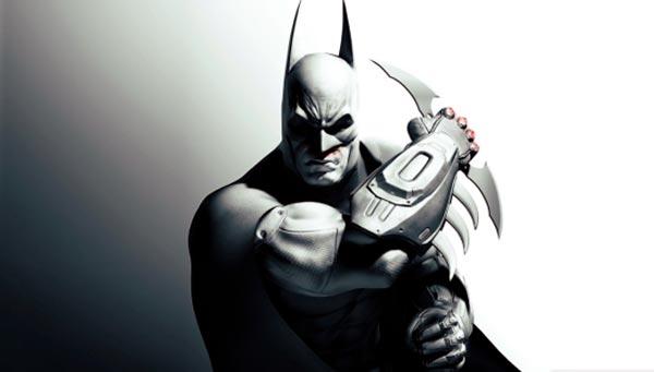 Batman Arkham Saga