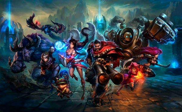 League Of Legends Movil