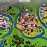 The Sims 4 campus