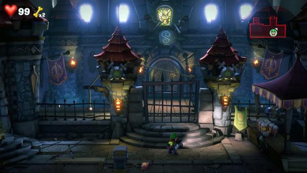 Luigi's Mansion 3 mejor jugabilidad