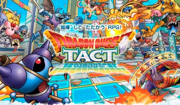 Dragon Quest Tactics: Se anuncia para Android e IOS