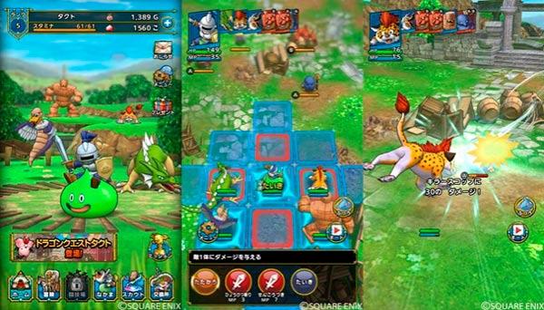 Dragon Quest Tactics