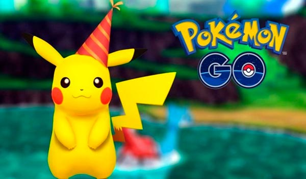 Pokémon Go: blindados mewtwo y sombreros de fiesta están llegando