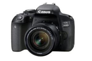 Mejores cámaras réflex semiprofesionales