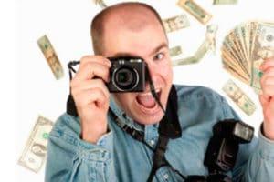 Ganar dinero vendiendo tus fotografías