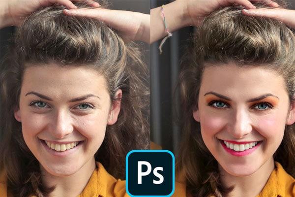 Retocar una fotografía en Photoshop