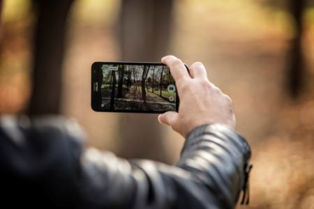 Consejos para fotografiar paisajes utilizando tu móvil