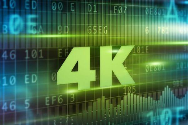 Resolución 4K origen y conceptos