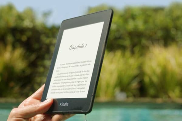 El nuevo Erader Kindle Paperwhite
