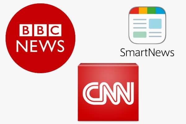 apps noticias bbc cnn smartnews