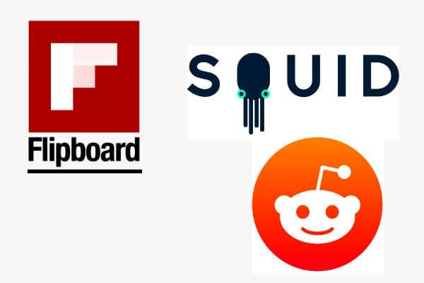apps news flipboard squid reddit