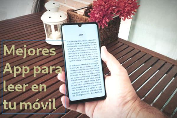 Mejores app para leer en tu móvil