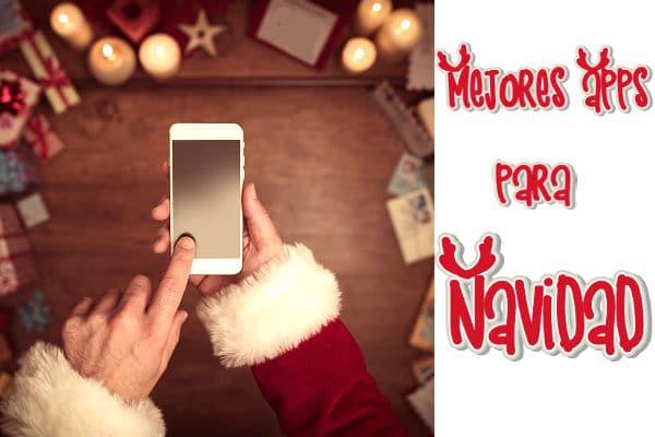 mejores app para navidad