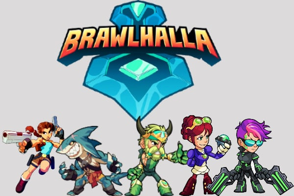 Brawlhalla personajes