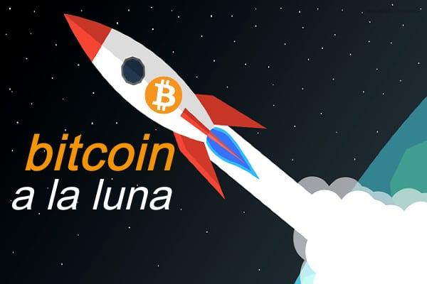 bitcoin en alza