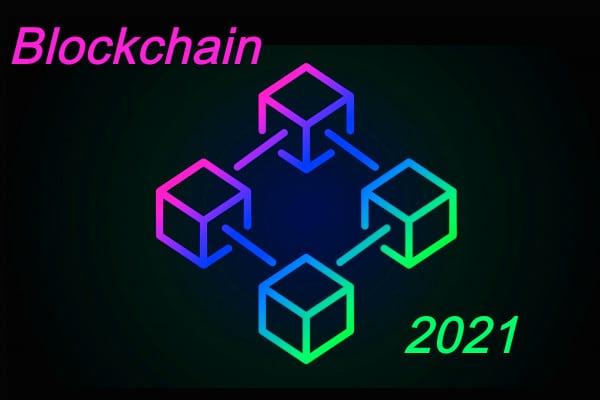 Tecnología blockchain 2021