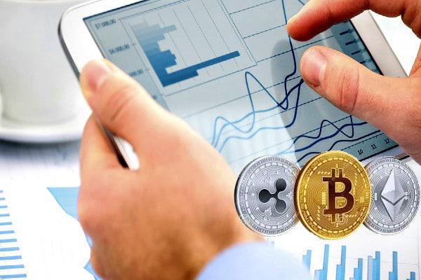 criptomonedas Bitcoin Ether XRP