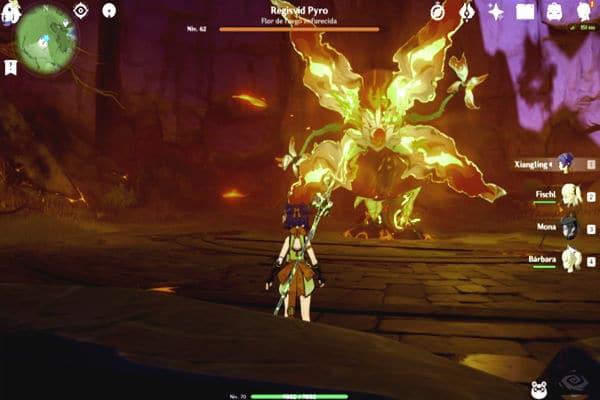 Pyro: Build de Genshin Impact
