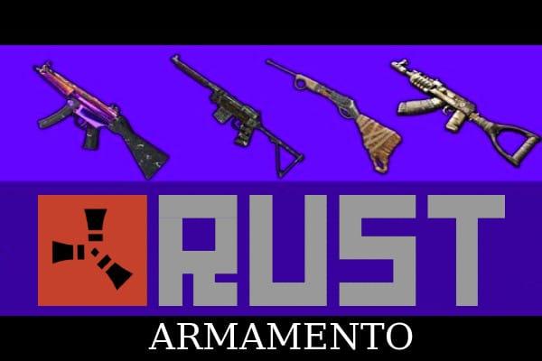 armas Rust