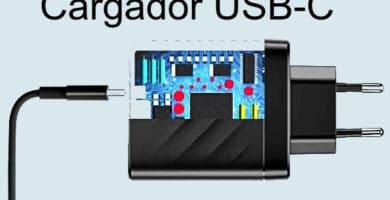 Cargadores por USB-C
