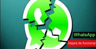 condiciones de privacidad de WhatsApp