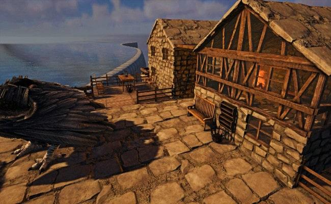 refugio ark: survival evolved