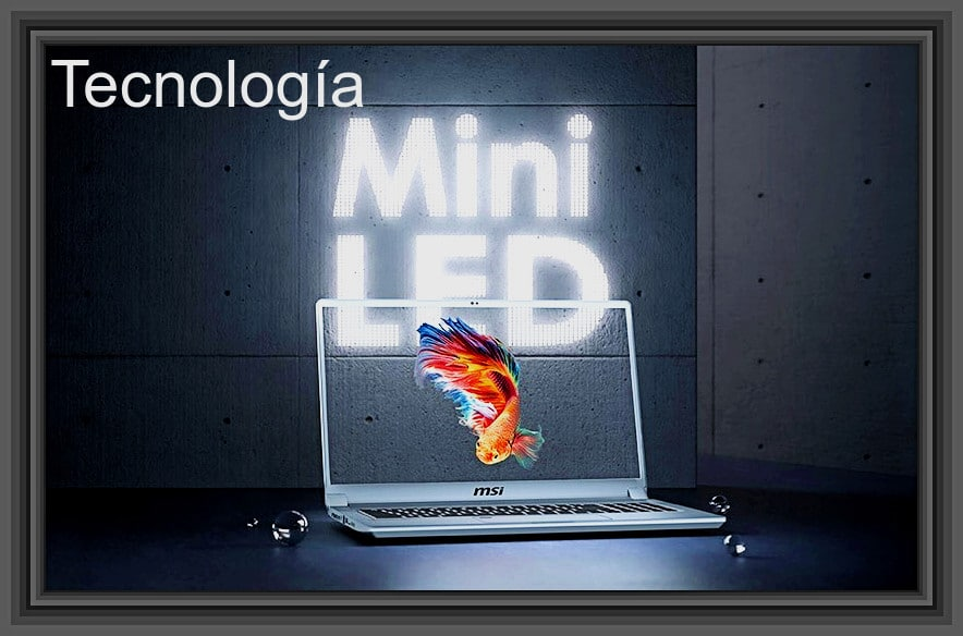 Tecnología mini-LED