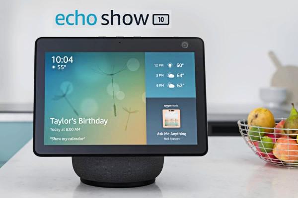 Amazon lanza altavoz inteligente