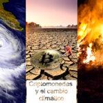Criptomonedas afectan al medio ambiente