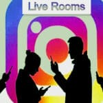 Live Rooms de Instagram