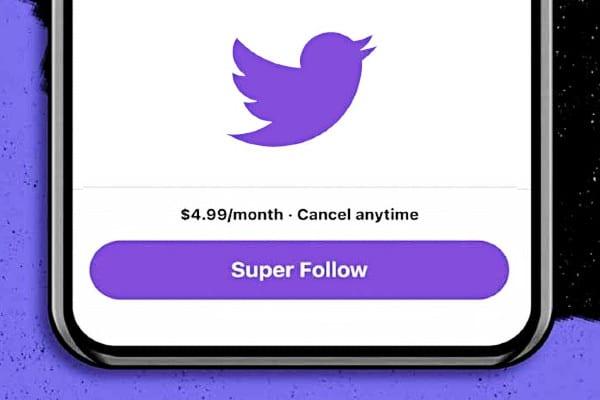 Super Follows de Twitter: Nueva opción de pago