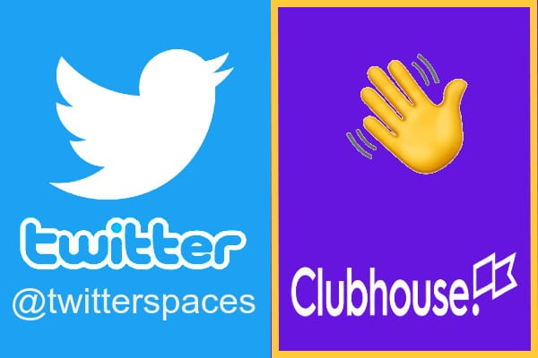 Twitter Spaces alternativa a Clubhouse en Android