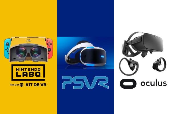 Realidad aumentada y virual en Videojuegos