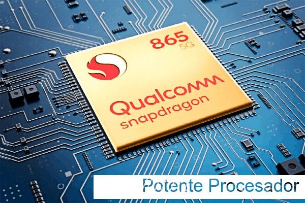 microprocesador snapdragon 865