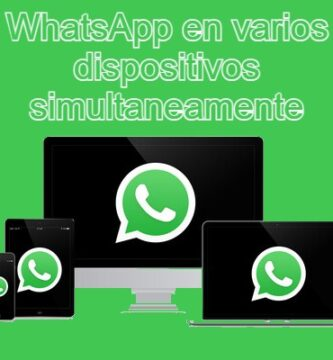 WhatsApp en varios dispositivos