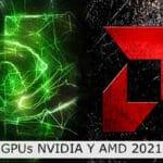 GPUs Nvidia y AMD